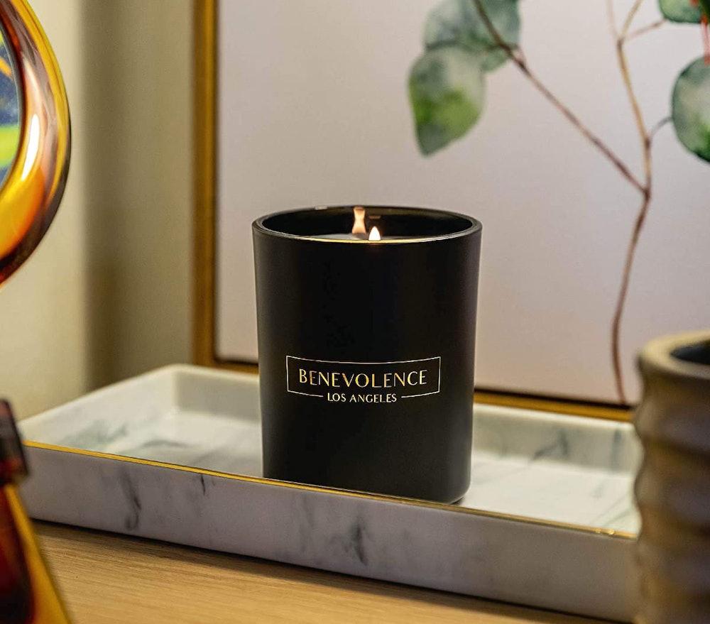 Benevolence LA Premium Bergamot & Jasmine Candle