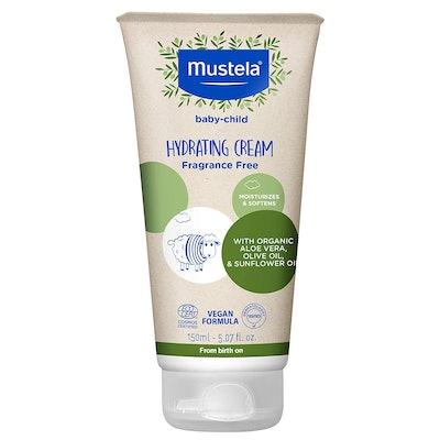 Mustela Certified Organic Hydrating Cream