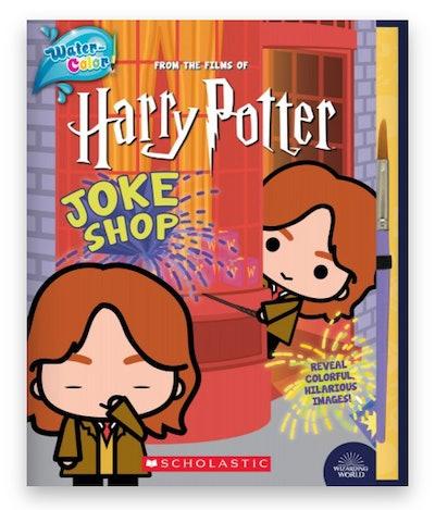 Cover art for 'Harry Potter: Joke Shop: Water-Color!'