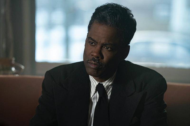 Chris Rock as Loy Cannon in 'Fargo' Season 4