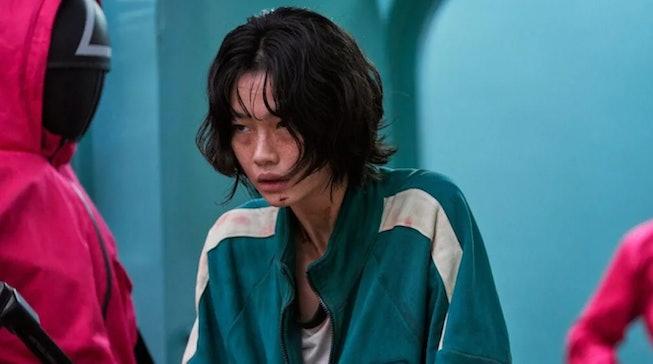 Jung Ho-yeon in Netflix's 'Squid Game.'