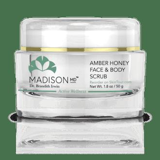 Amber Honey Face and Body Scrub