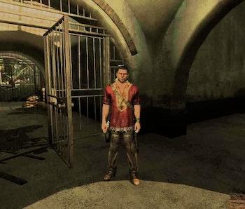 A screenshot of 'Far Cry 2'