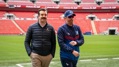 Coach Ted Lasso and Coach Beard impart so many nuggets of wide which you can use as 'Ted Lasso' quot...