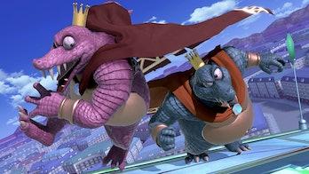 King K. Rool Donkey Kong