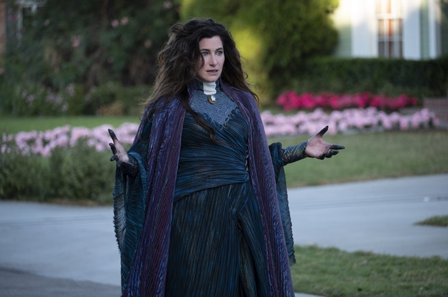 Kathryn Hahn may star in a 'WandaVision' spinoff