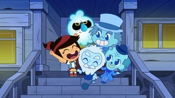 'Chibi Tiny Tales: Molly's Haunted Mansion' is based on the new series 'The Ghost and Molly McGee' a...