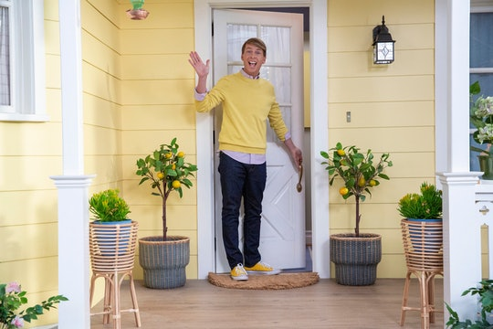 Jack McBrayer is the star and creator of a new Apple TV+ series.