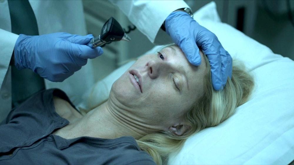 Gwyneth Paltrow in Contagion.