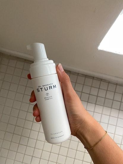 nighttime skin routine
