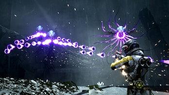 returnal bullet hell purple