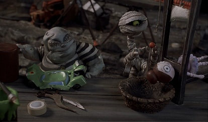 Ghouls from The Nightmare Before Christmas