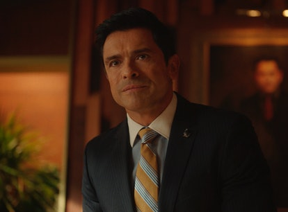 Mark Consuelos as Hiram Lodge on The CW's 'Riverdale'