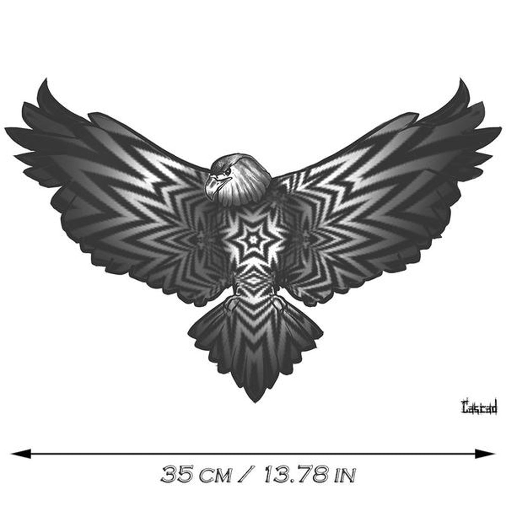 Eagle - by CASCAD