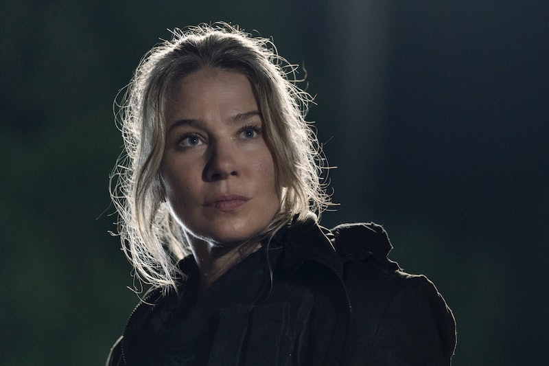 Following Daryl's confession on 'The Walking Dead,' Leah could cause more problems for the group. Ph...
