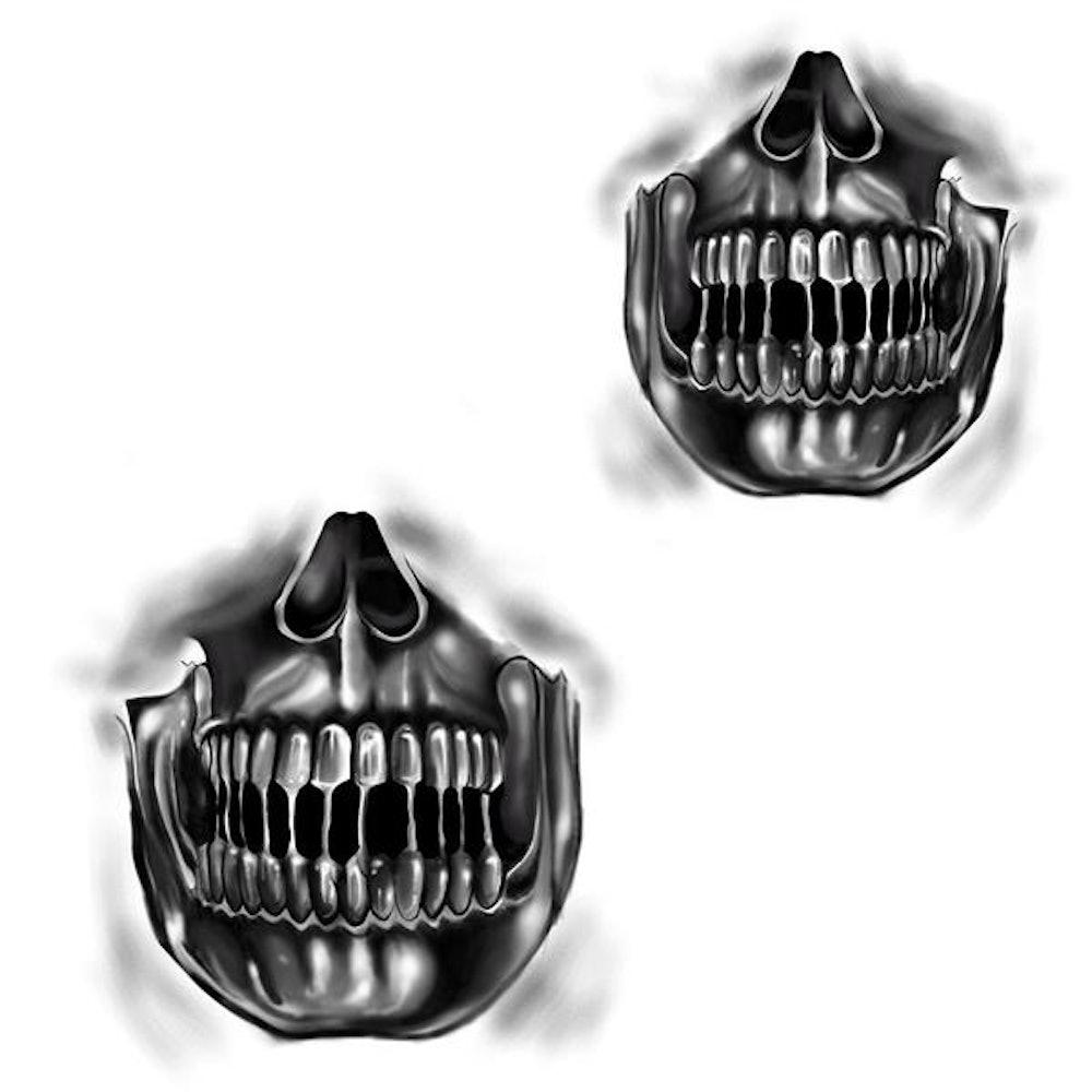 Hand Skull Tattoo Pack