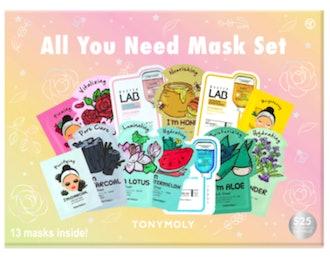 All You Need Mask Set