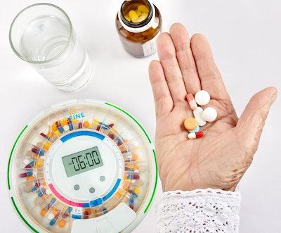 LiveFine Automatic Pill Dispenser