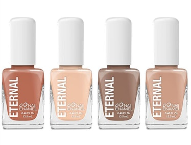 Eternal Nail Enamel 4 Collection in Wild Nudes