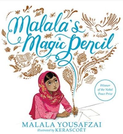 'Malala's Magic Pencil' written by Malala Yousafzai and illustrated by Kerascoët