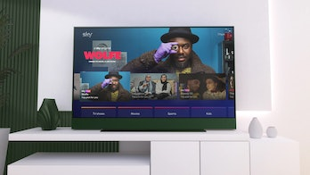 Sky is releasing its own smart TV and optional Kinect-like camera from Microsoft.