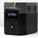 A front picture of the EcoFlow Delta Mini