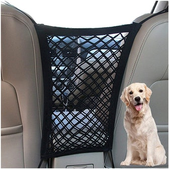 DYKESON Dog Car Net Barrier