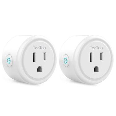 Mini Smart Plug (2-Pack)