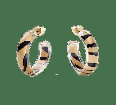 Jelly Tiger Earrings
