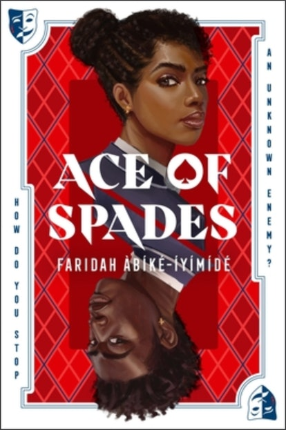 Ace of Spades by Faridah Àbíké-Íyímídé is a great book to read if you love 'Squid Game.'