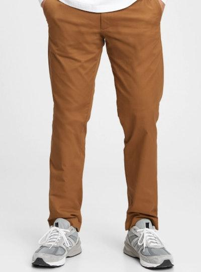 Brown Khakis