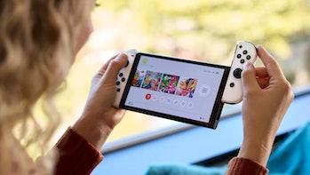 Nintendo Switch OLED Model Joy-Cons