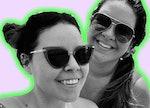 Sydney Gordon and Samantha Sanchez detail how they bond over Starbucks' Pumpkin Spice Latte in Elite...