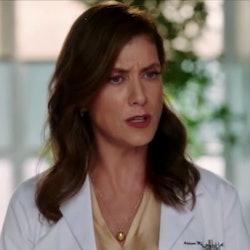 Kate Walsh as Addison Montgomery in 'Grey's Anatomy' Season 18