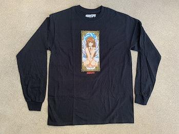 Hook-Ups Angel Girl Long Sleeve T-Shirt