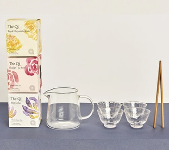 Flower Sipping Set