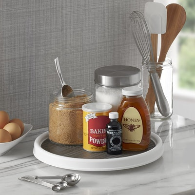 Copco Non-Skid Pantry Cabinet Lazy Susan Turntable