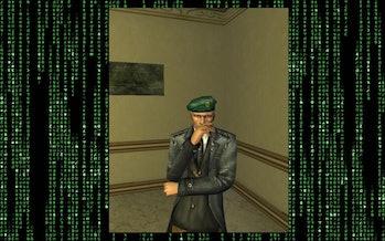 The General in Matrix Online.