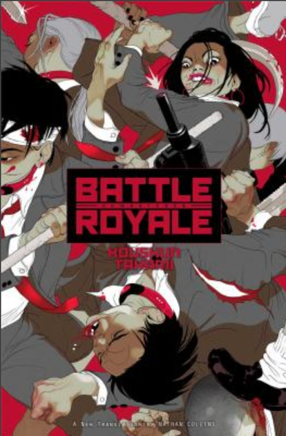 Battle Royale by Koushun Takami is a perfect book to read if you love 'Squid Game'