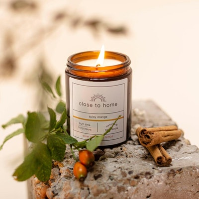 """Ohros """"Close To Home"""" Candle"""