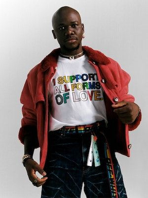"""Off-White """"I Support All Forms of Love"""" collection"""