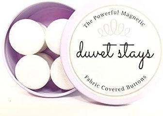 Duvet Stays Comforter Clips (4-Pieces)