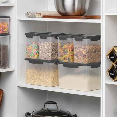 FineDine Airtight Food Storage Containers (Set Of 6)