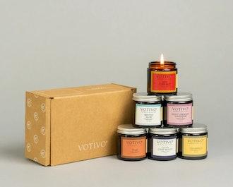 Aromatic Jar Candle Set