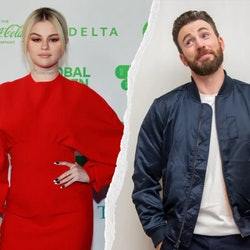 Fans Are Convinced Selena Gomez & Chris Evans Are Dating. Photos via Emma McIntyre/Getty Images Ente...