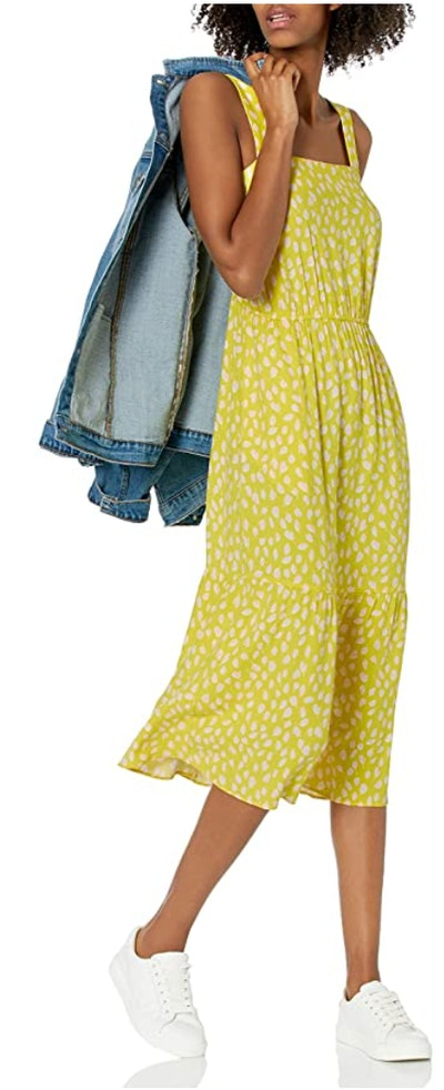 Amazon Essentials Tiered Midi Dress