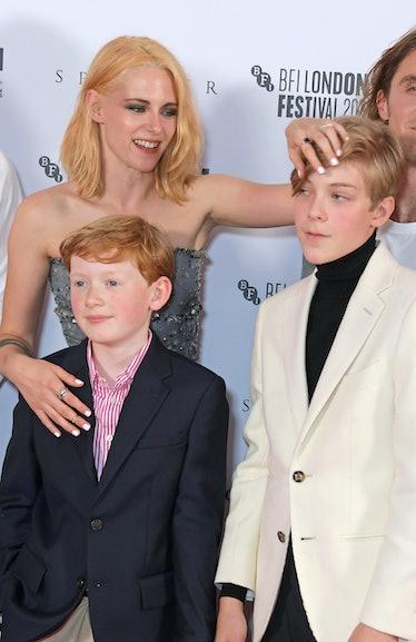 """فردی اسپری ، کریستن استوارت و جکی نیلن در مراسم اولین نمایش بریتانیا شرکت کردند """"اسپنسر"""""""