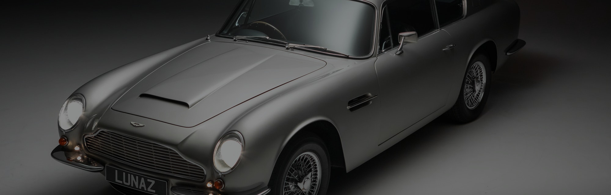 Design firm Lunaz Group has begun retrofitting classic Aston Martin DB6 vehicles with electric inter...