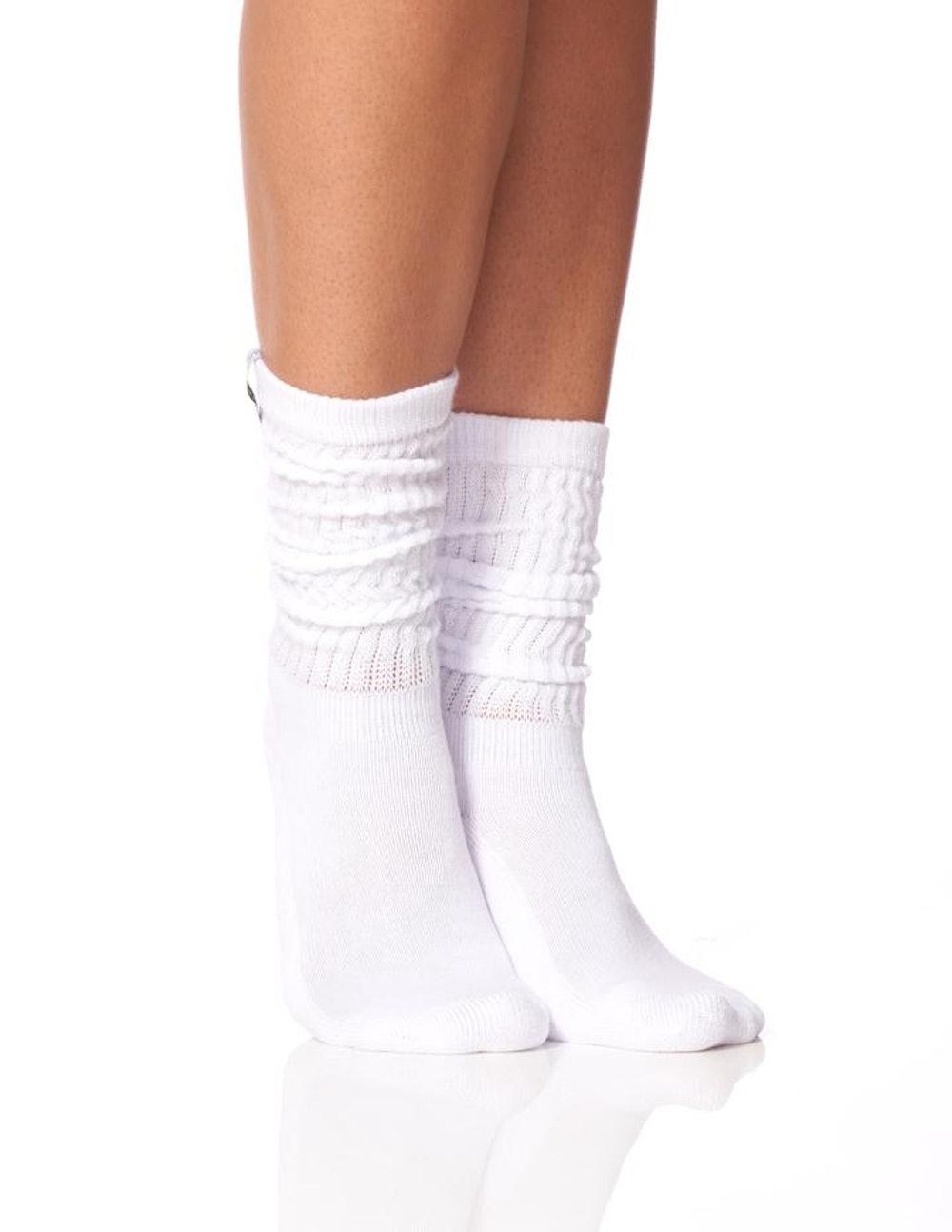 The Lightweight Scrunchie Sock