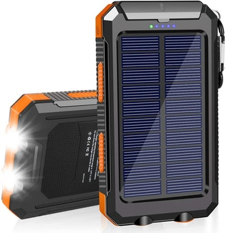 Kepswin Solar Charger Power Bank